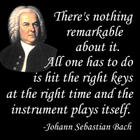 J.S. Bach t-shirts