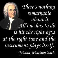 J.S. Bach t-shirts