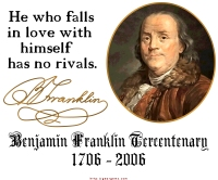 Benjamin Franklin on Self-Love