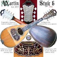 vintage mandolin gifts