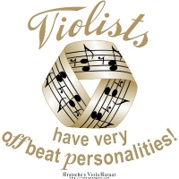 violist t-shirts