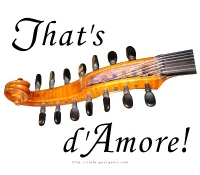 viola d'amore gifts