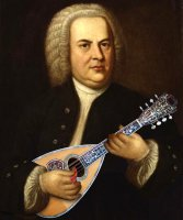 Bach on Mandolin