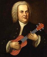J.S. Bach on Uke