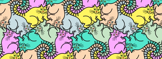 cat tessellations