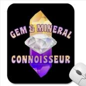 gem mineral t-shirts