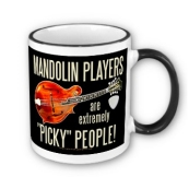 Funny Gifts for Mandolinists