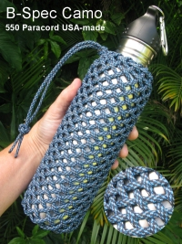turks head knot bottle